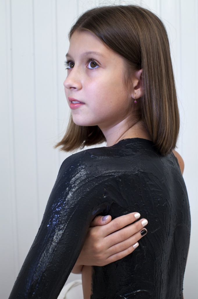 Детское грязелечение Крым