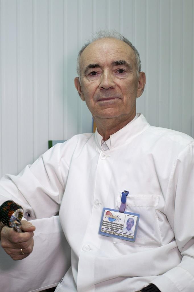 Врач невропатолог и рефлексотерапевт в г Саки