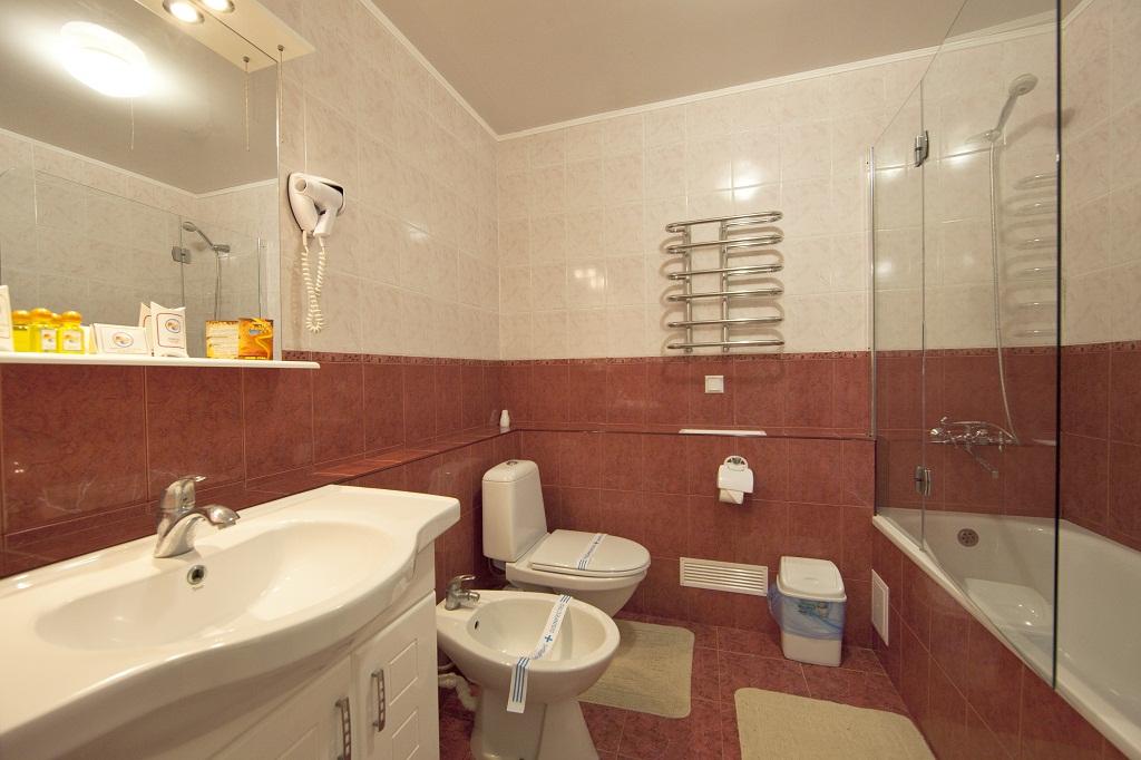Ванная комната в комфорте